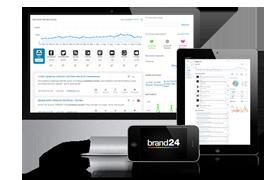 Brand24 - Monitoring marki w sieci